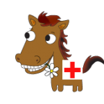soins cheval urgence